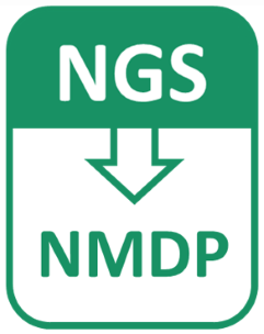 NGS ⟶ NMDP